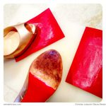 A second go at resoling Christian Louboutin pumps