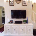 At Last… Styled TV wall