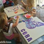 Toddler & Pre-School Decorative Canvas Art Painting