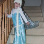 Reader Project: A beautiful handmade Elsa costume