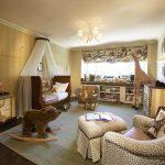 Get the Look: An Elegant Jungle Nursery or Big Kid's Room