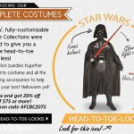 Head-To-Toe Halloween Costume Packages