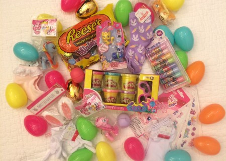 Non-Candy Easter Egg & Basket Filler Ideas | Remodelicious