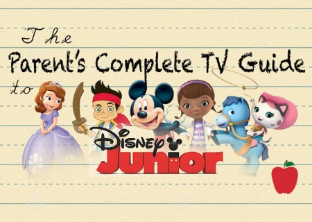 The Parent's Complete TV Guide to Disney Junior (from the author of PAC: Parents Against Caillou)