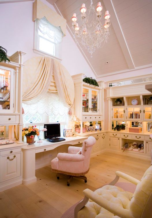 Glam Work Spaces That Will Make You Want To Get Your Work Done Remodelicious